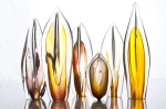 Escultura de cristal design exclusivo Elvira Schuartz Espaço Zero