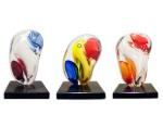 Trofeu de cristal Sabó | Tucanos