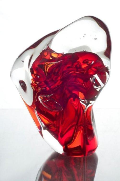 escultura-de-cristal-elvira-schuartz-espaço-zero